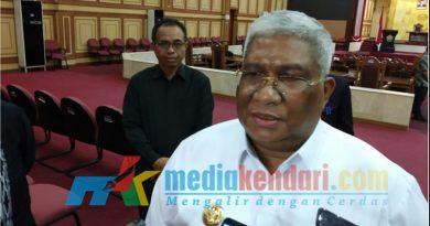 Gubernur Sultra Ali Mazi. (Foto Ali Mazi)