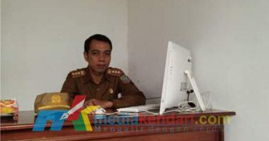 Kepala Bidang Komunikasi Dinas Komunikasi dan Informasi (Diskominfo) Konawe Utara, Ilham