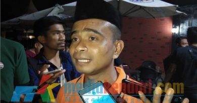 Ketua Bawaslu Kota Kendari, Sahinuddin