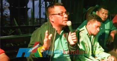 Komisioner KPU Kendari, Asril
