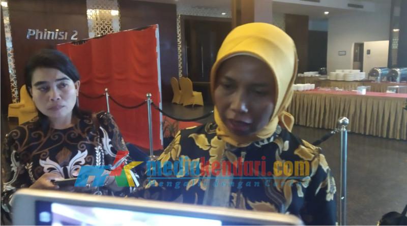 Kepala Kantor Wilayah (Kakanwil) Direktoral Jenderal Perbendaharaan Provinsi Sulawesi Tenggara (Sultra) Ririn Kadariyah