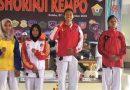 Kota Kendari Juara Umum Cabor Kempo Porprov XIII