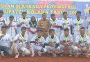 Tim Putra Muna Putra dan Buteng Putri Raih Emas Cabor Softball