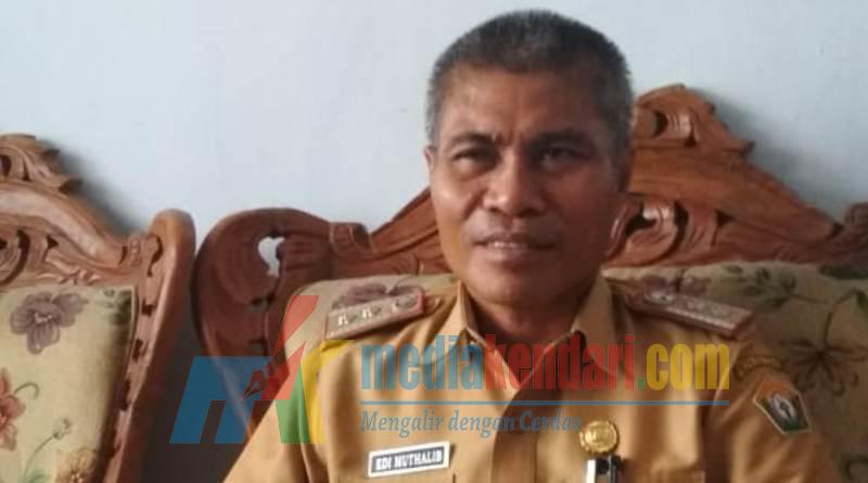 Kepala UPTB Samsat Kota Baubau, Edi Muthalib