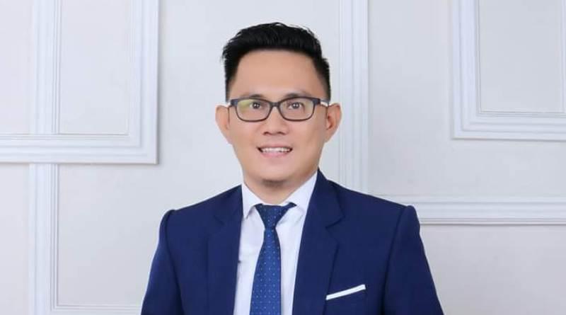 Andri Darmawan pengacara Hardin Silondae. (Foto Istimewa)