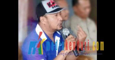 Kepala Bidang Perkebunan Dinas Pertanian Kolut, Muhammad Sadik