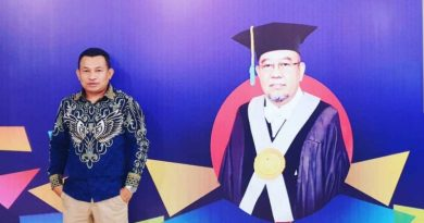 Direktur AMAN Center, Laode Rahmat Apiti. (Foto : Ist)