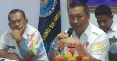 Kepala BNNP Sultra Brigjen Pol Bambang Priambadha