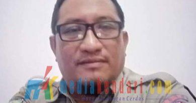 Kepala Bidang Kedaruratan Badan Penanggulangan Bencana Daerah (BPBD) Kabupaten Konawe Utara, Djasmiddin.
