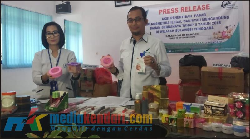 Badan Pengawasan Obat dan Makanan (BPOM) Kendari
