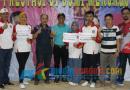 Sabet 8 Medali, Cabor Taekwondo Konsel Juara Umum Proprov ke-13