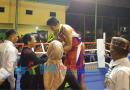 Kolut Dihantam KO, Atlet Tinju Konsel Raih Emas