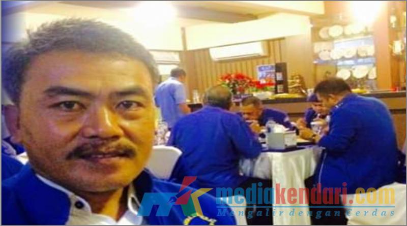 Anggota Dewan Perwakilan Rakyat Daerah (DPRD) Kabupaten Konawe Utara, Sulawesi Tenggara (Sultra), Mustaking