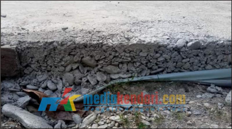 Rabat beton kolut