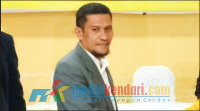 Ketua KPU Kendari, Jumwal Saleh