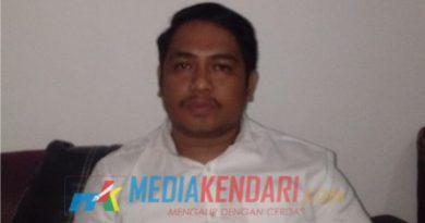Ketua DPC Partai Gerindra Kabupaten Bombana,Andi Wawan Idris, S.Sos., M.SI.