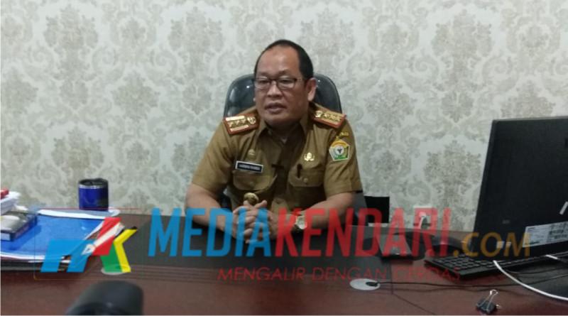 Ketua Perkemi Sultra, Harmin Ramba. Foto : Rahmat R/Mediakendari.com