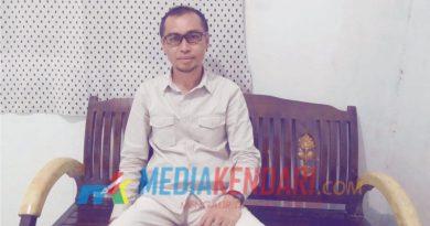 Ketua komisi pemilihan Umum Kabupaten Buton Utara (Hasiruddin). Foto : Safrudin Darma/Mediakendari.com