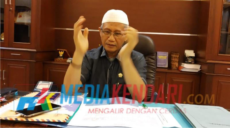 Wagub Sultra, H. Lukman Abunawas.