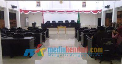 Rapat paripuna DPRD Konawe
