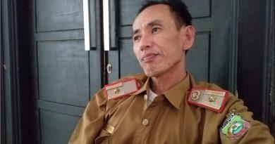 Kepala Dinas Perkebunan Konawe Utara, Suleman.