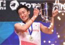 All England: Momota, Chen Yufei Juara Tunggal Putra/Putri