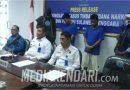 Enam Bulan Bebas Penjara, Kurir Narkoba Lintas Provinsi Kembali Riringkus