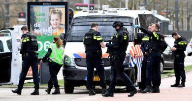 Diduga Terlibat Penembakan di Utrecht, Kepolisian Belanda Tangkap Satu Orang Lain