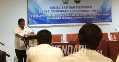 Sultra Bakal Jadi Pelopor Program Keselamatan Transportasi Darat di Indonesia