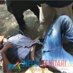 Demonstrasi Warga Konkep, Puluhan Orang Luka-luka