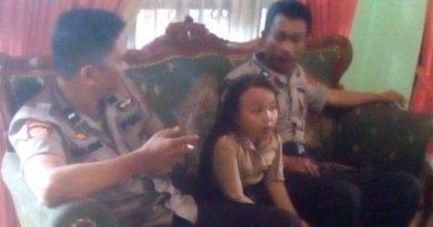 Dilaporkan Hilang, Bocah 7 Tahun Ini Ditemukan Polisi Dalam Keadaan Bingung
