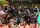 Kalahkan SMA 2 Raha di Final, Tim SMA 1 Baubau Jadi Jawara Futsal se Sultra