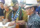 HUT Sultra ke-55, Pemda Konawe Pamerkan Kerajinan Tangan Lokal