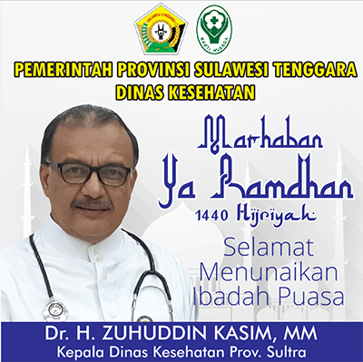 Ramadhan Dinkes Prov Sultra