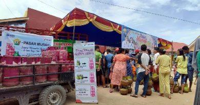 Amankan Pasokan LPG 3 Kg Jelang Lebaran, Pertamina Gelar Operasi Pasar di Sultra