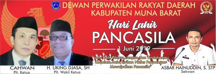 Iklan Pancasila Muna