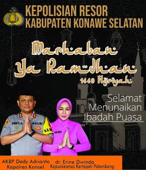 Ramadhan Polres Konsel