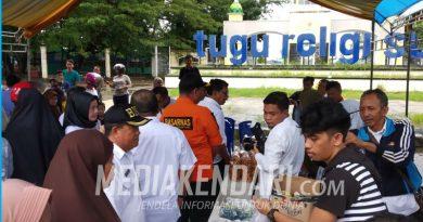 Pemprov Sultra Gelar Pasar Murah Selama Empat Hari di Kawasan Eks MTQ