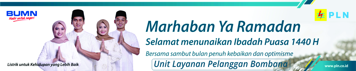 Iklan ULP PLN Bombana