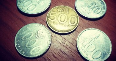 BI: Menolak Uang Recehan Akan di Pidana