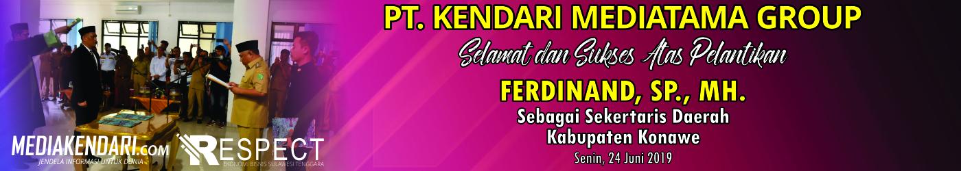 Iklan Mediatama Group Sekda Konawe