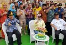 Bupati Konsel Launching Taman Bermain Anak di Moramo
