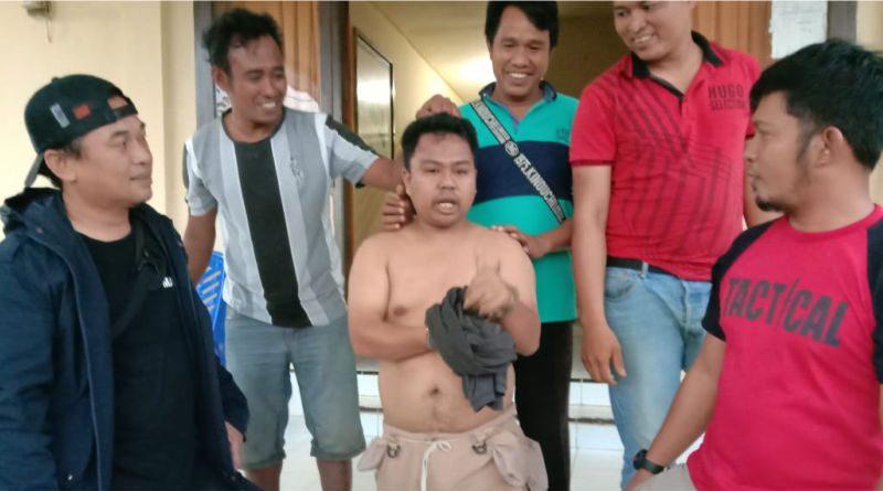Polisi Amankan Pencuri HP Milik Imam Masjid