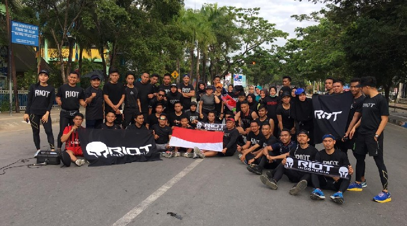 RIOT Terbentuk di Kota Kendari, Jadi Chapter ke-12 di Indonesia