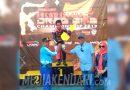 Pembalap Asal Gorontalo Raih Poin Tertinggi di Sulawesi Cup Drag Bike Championship 2019