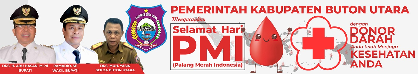 Iklan Butur PMI