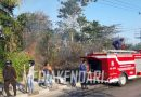 Pria Ganguan Jiwa Diduga Bakar Lahan Kosong di Kendari, Gardu PLN Nyaris Hangus
