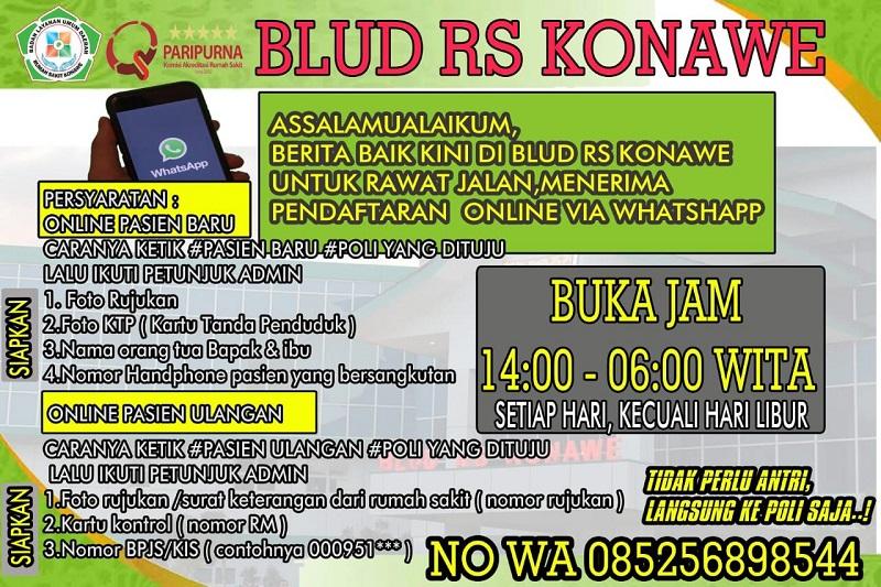 Iklan BLUD Konawe