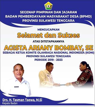 iklan bpmd sultra