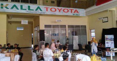 Jaga Kepuasaan Pelanggan, Kalla Toyota Baubau Tanya Jawab bersama Konsumen